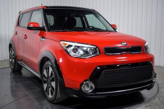 Used 2016 Kia Soul SX LUXURY URBAIN TOIT PANO CUIR for sale in St-Hubert, QC