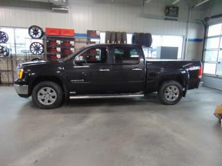 Used 2012 GMC Sierra 1500 SLE for sale in Amos, QC