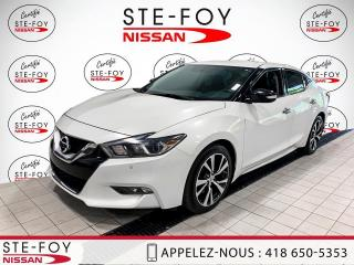 Used 2017 Nissan Maxima SV berline 4 portes for sale in Ste-Foy, QC