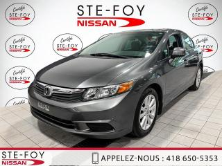 Used 2012 Honda Civic EX 4 portes, boîte automatique for sale in Ste-Foy, QC