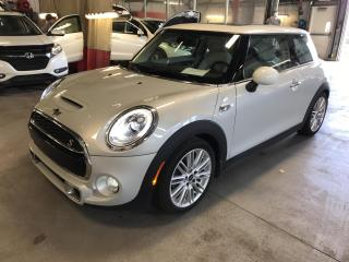 Used 2017 MINI Cooper 3DR HB S for sale in Gatineau, QC