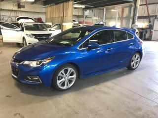 Used 2017 Chevrolet Cruze 4dr HB 1.4L Premier w-1SF for sale in Gatineau, QC