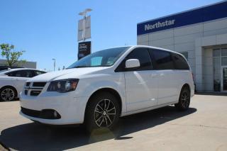 Used 2019 Dodge Grand Caravan GT POWERLIFTGATE/HEATEDSTEERINGSEATS//STOWNGO/BACKUPCAM/ for sale in Edmonton, AB