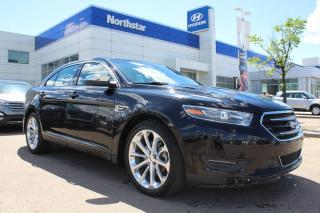 Used 2019 Ford Taurus LTD AWD/LEATHER/NAV/PANOROOF/BACKUPCAM for sale in Edmonton, AB