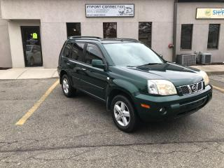 Used 2006 Nissan X-Trail 4dr LE AWD Auto,LEATHER !PANORAMIC SUNROOF ! for sale in Burlington, ON