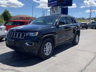 Used 2020 Jeep Grand Cherokee Laredo for sale in Brantford, ON
