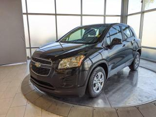 Used 2015 Chevrolet Trax LS for sale in Edmonton, AB