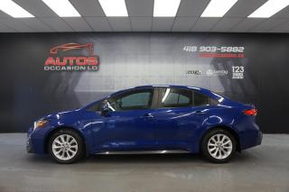 Used 2020 Toyota Corolla SE * SPORT 6 VITES MAGS CAMERA BLUETOOTH 39 849 KM for sale in Lévis, QC