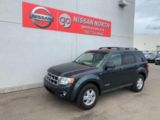 Used 2008 Ford Escape XLT 4dr 4WD 4 Door for sale in Edmonton, AB