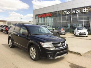 Used 2014 Dodge Journey R/T, AWD, Leather for sale in Edmonton, AB