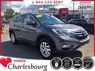 Used 2016 Honda CR-V SE AWD ***21 768 KM*** for sale in Charlesbourg, QC