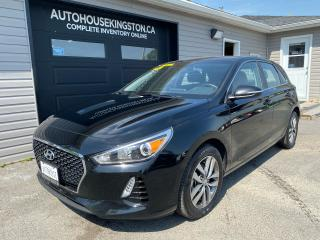 Used 2019 Hyundai Elantra GT Preferred for sale in Kingston, ON