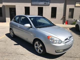 Used 2009 Hyundai Accent 3dr HB Auto GL w-Sport Pkg,SUNROOF,ALLOY WHEELS! for sale in Burlington, ON