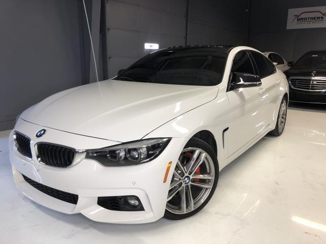 2018 BMW 430XI M PACKAGE