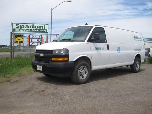 2019 Chevrolet Express Express Cargo 2500