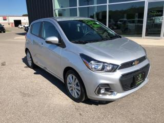 Used 2018 Chevrolet Spark 1LT CVT 4dr HB CVT LT w-1LT for sale in Ingersoll, ON