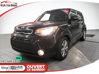 Used 2016 Kia Soul *EX*SIÈGES CHAUFF*AIR*CRUISE*BLUETOOTH* for sale in Québec, QC
