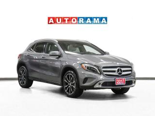 Used 2017 Mercedes-Benz GLA 250 4Matic Nav Leather Panoramic Sunroof Bcam for sale in Toronto, ON