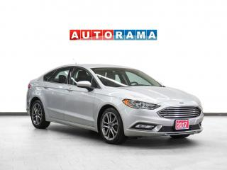 Used 2017 Ford Fusion SE Navigation Leather Backup Camera for sale in Toronto, ON