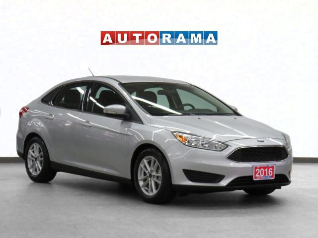 2016 Ford Focus SE Backup Camera Heated Seats