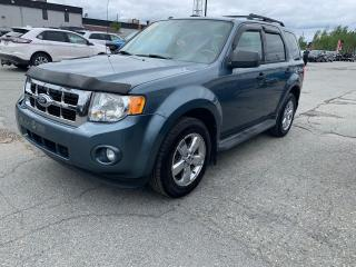 Used 2012 Ford Escape XLT for sale in Val-D'or, QC