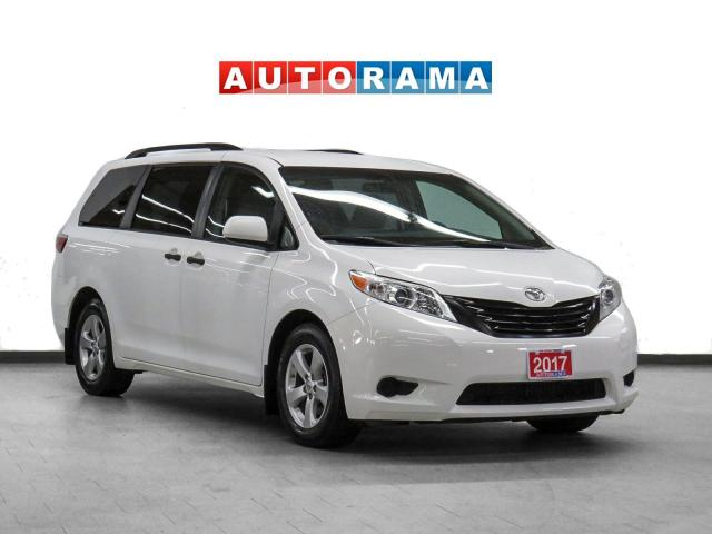 2017 Toyota Sienna 7 PASSENGER BACKUP CAMERA