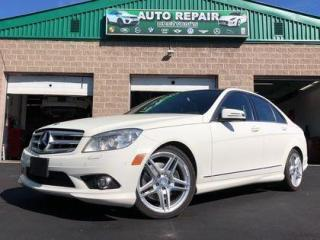 Used 2010 Mercedes-Benz C-Class C 350 for sale in Burlington, ON