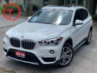 Used 2018 BMW X1 xDrive28i for sale in Burlington, ON