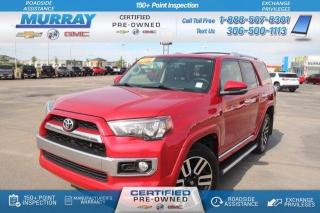 Used 2014 Toyota 4Runner SR5 for sale in Moose Jaw, SK