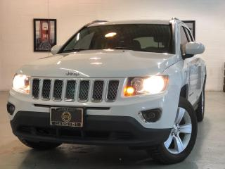 Used 2016 Jeep Compass High Altitude | Sunroof | Keyless Entry | BTooth for sale in Pickering, ON