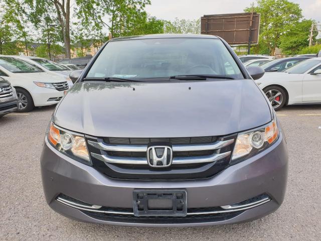 2016 Honda Odyssey EX-L Photo2