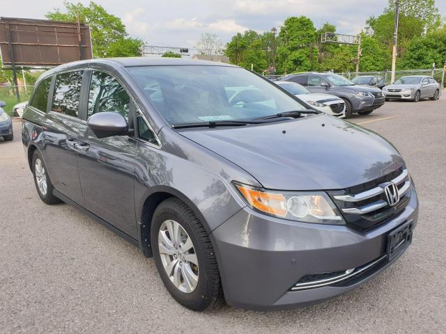 2016 Honda Odyssey EX-L Photo3
