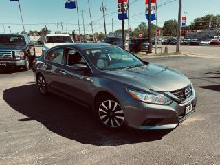 Used 2018 Nissan Altima 2.5 SV for sale in London, ON