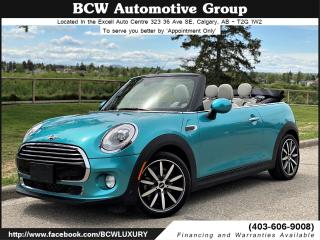 Used 2016 MINI Cooper CONVERTIBLE Chrome Line for sale in Calgary, AB