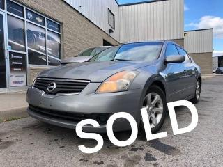 Used 2008 Nissan Altima 2.5 S, LEATHER, SUNROOF, BOSE, HEATED SEATS!!! for sale in Orleans, ON