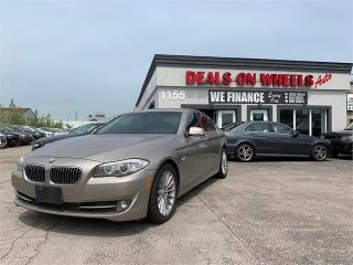 Used 2011 BMW 5 Series 535i xDrive for sale in Oakville, ON