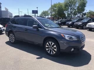 Used 2016 Subaru Outback LIMITED * CUIR * NAVI * TOIT * MAGS for sale in Trois-Rivières, QC