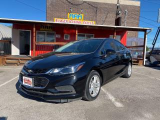 Used 2017 Chevrolet Cruze L LT for sale in Scarborough, ON