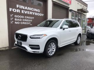 Used 2017 Volvo XC90 T5 Momentum for sale in Abbotsford, BC