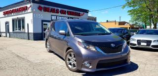 Used 2014 Toyota Sienna SE for sale in Oakville, ON