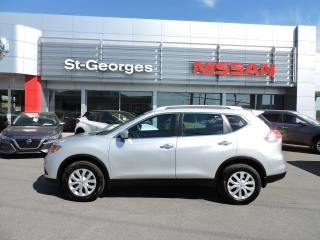 Used 2015 Nissan Rogue Traction intégrale, 4 portes S for sale in St-Georges, QC