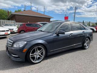 Used 2011 Mercedes-Benz C-Class C 300, 4MATIC, NAVI, BLUETOOTH, SUNROOF, 135KM for sale in Ottawa, ON