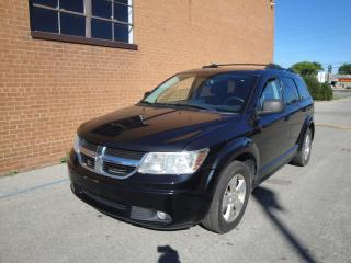 Used 2010 Dodge Journey FWD, SXT, Reverse Camera for sale in Oakville, ON
