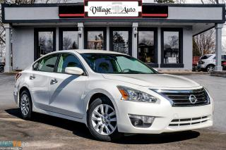 Used 2013 Nissan Altima 2.5 S for sale in Ancaster, ON