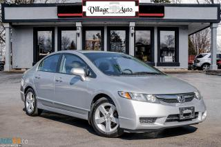 Used 2010 Honda Civic Sport for sale in Ancaster, ON