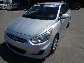 Used 2015 Hyundai Accent GL,A/C,CRUISE,BLUETOOTH,BANCS CHAUFFANTS for sale in Mirabel, QC