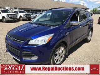 Used 2013 Ford Escape SE 4D Utility AWD 1.6L for sale in Calgary, AB