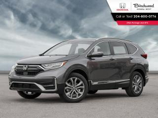 New 2020 Honda CR-V Touring LED headlights, panoramic moon roof, hands-free tailgate, 7 inch display with NAVI for sale in Winnipeg, MB