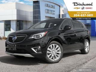 New 2020 Buick Envision Premium II Buy from Home with Birchwood! for sale in Winnipeg, MB