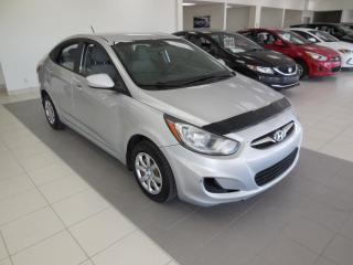 Used 2013 Hyundai Accent 2013 GL AUTO A/C CRUISE SIÈGES CHAUFF. G for sale in Dorval, QC